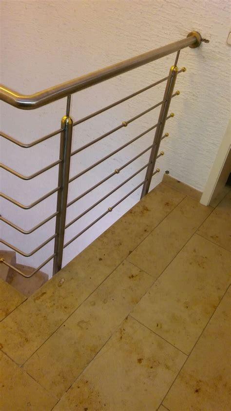 edelstahlgeländer treppenhaus metallbau wuppertal gel 228 nder teilgewendeltes gel 228 nder im