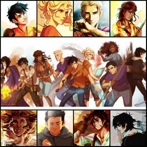 The Heroes Of Olympus the heroes of olympus the heroes of olympus photo