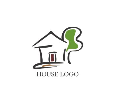 house logo design vector vector drawing house logo inspiration vector logos free list of premium
