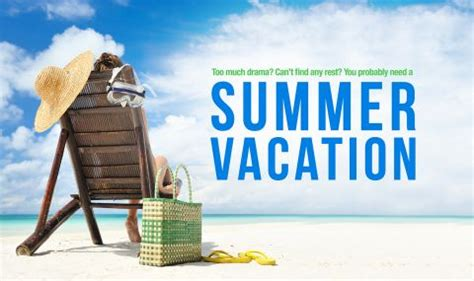 vacation ideas md apartment news from a g management