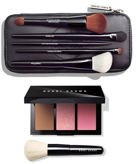 Brown On Trend Cheek Set brown nordstrom anniversary 2016 on trend makeup line fashionisers