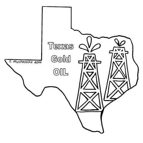 free symbols of texas coloring pages