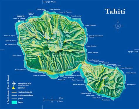 object tahiti island    beautiful