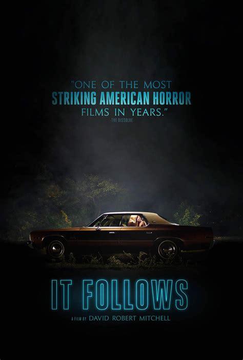 film it follows 2015 s best movie posters scene360