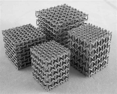 design for additive manufacturing of cellular structures template