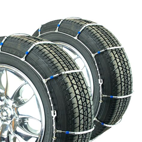 titan snow cable tire chains fits   ebay