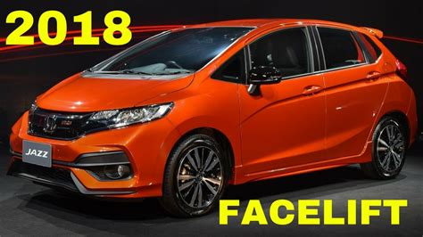 All New Honda Jazz 2018 by 2018 Honda Jazz Fit Facelift