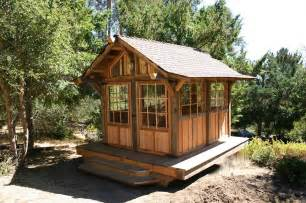 tiny cabin homes gallery tea house cabin in the woods by molecule tiny