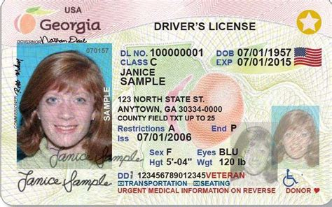 Ohio Id Card Template by Federal Secure Real Id Requirements Phasing In Drivers