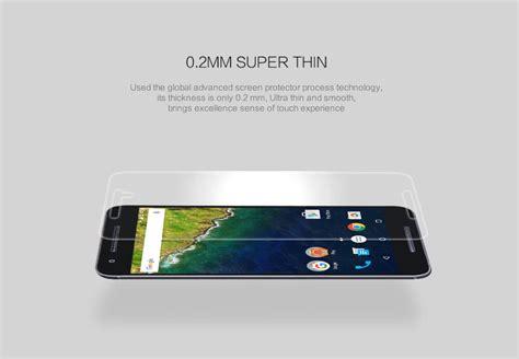 Huawei Nexus 6p Nillkin Clear Screen Guard nillkin amazing h pro tempered glass screen protector for huawei nexus 6p