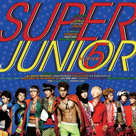 download mp3 album play super junior download album super junior mr simple 5th album