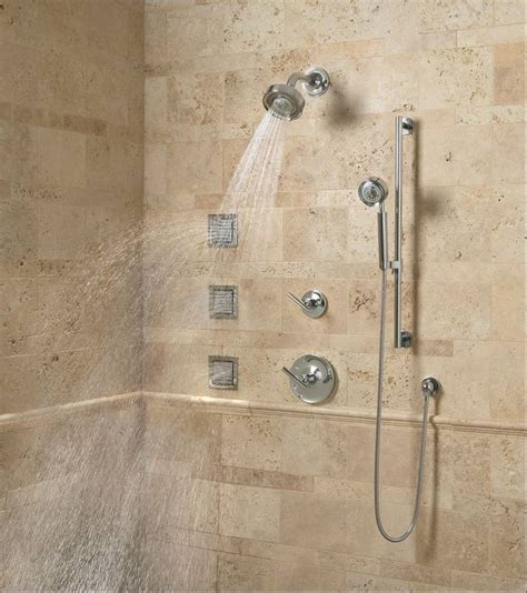 Shower Components Systems Work With A Professional To Create A Custom Shower