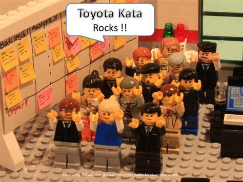 toyota go and see agile lego toyota kata an alternative to retrospectives