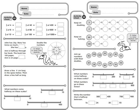 Homework Worksheets by Maths Homework Worksheets 1000 Images About Math On