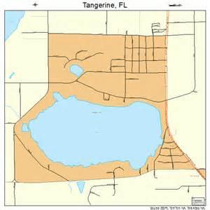 tangerine florida map tangerine florida map 1271100
