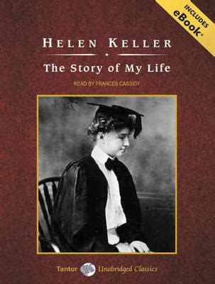 helen keller biography middle school the story of my life compact disc hudson booksellers