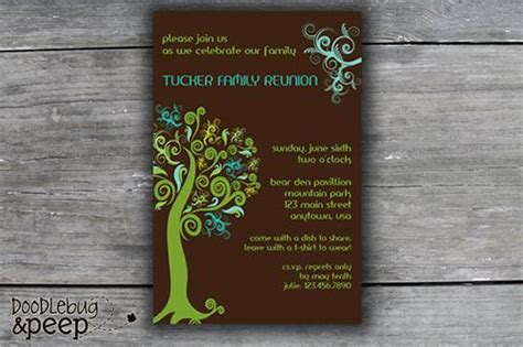 Best 25 Family Reunion Invitations Ideas On Pinterest Family Reunion Crafts Family Reunion Family Reunion Invitation Templates Free