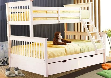Loft Beds For Sale by Solid Wood Bunk Beds White Bunk Bed For