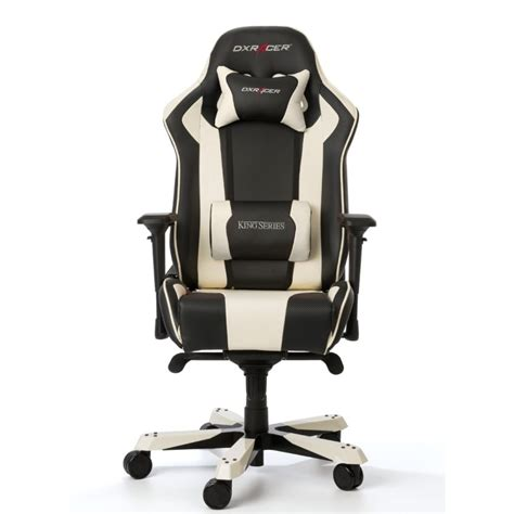 king series gaming chairs dxracer official website best gaming chair and desk in the world dxracer king series gaming chair black whit ocuk
