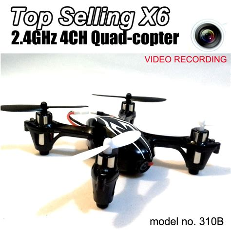 Drone Top Selling X6 310b 6 Axis Recording Protective Cover Ter 310b copter 2 4ghz