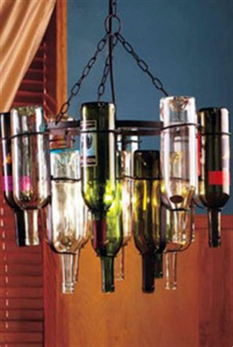 How To Make Wine Bottle Chandelier How To Make Wine Bottle Chandelier Dig This Design