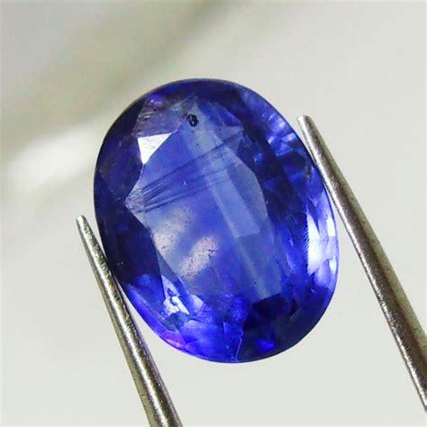 Cat S Eye Kyanite Memo jual batu permata blue kyanite 27k02
