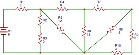 what are resistor networks resistors in series and parallel combination of networks
