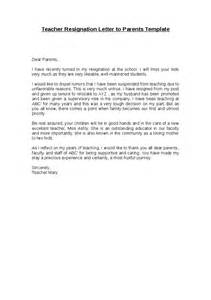 Resignation Letter Effective Immediately Pdf Sle Letter Of Resignation To Parents Resume Layout 2017