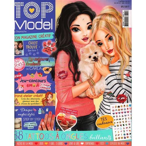 Jeu De Top Model top model abonnement magazine pas cher mag24