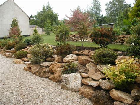 Jardin De Rocaille by Awesome Rocaille Talus Jardin Ideas Amazing House Design