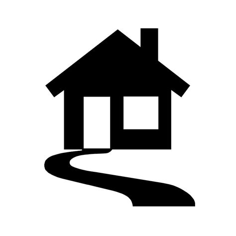 white silhouette house black and white school house clip art black and