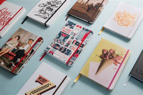 design a photo book block lets you design your own custom notebooks