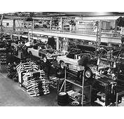 MGB Assembly Line – Late 1960s Or Early 1970s  CLASSIC