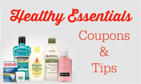 Offer Healthier Strategy For And Professional healthy essentials coupons offers tips more southern savers