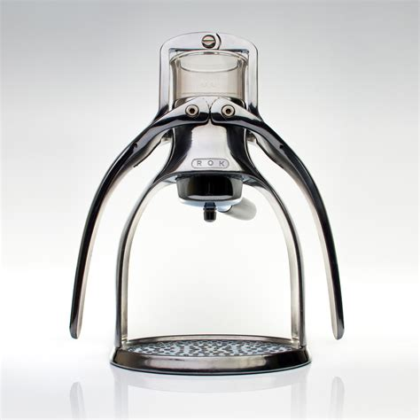 Rok Coffee rok espresso maker with frother rok espresso touch