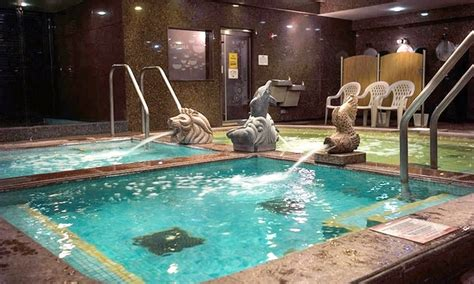 table shower san jose king spa and sauna niles il groupon