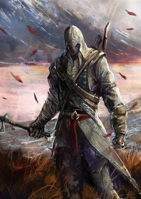 the art of assassinss assassin s creed fan art by cyrilt on