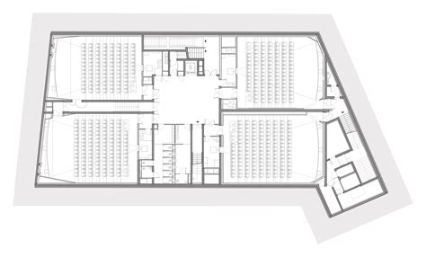 cinema floor plan gallery of manuelle gautrand to rev paris al 233 sia