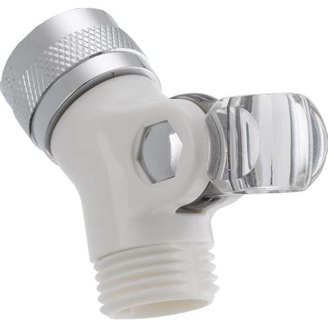 Alsons Faucets by Suntuf 4 Ft White Opal Wall Connector 109759 The Home Depot