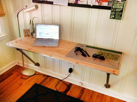 15 Diy Computer Desk Ideas Tutorials For Home Office Cool Diy Desk