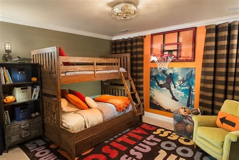 sports themed boys room 10 awesome sports theme teen rooms kidspace interiors