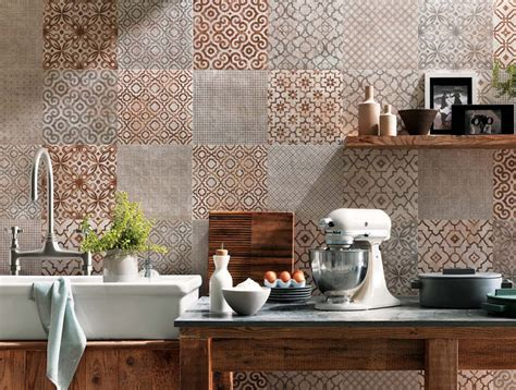 Fliese 10x10 by Tiled Kitchen Walls Ideas And Trendy Colors Ideas For