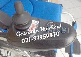 Kursi Roda Remote alat kesehatan grosir kursi roda automatik ky140la a