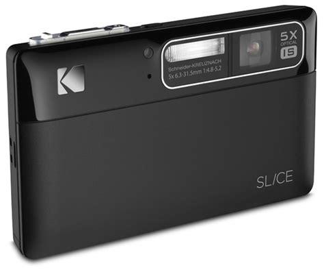 Ces 2008 Kodaks New Digital Cameras Including Touchscreen Easyshare V1273 by Kodak Debuts Sleek Slice Touchscreen Digital