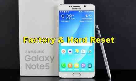 reset samsung note 5 how to hard reset your samsung galaxy note 5 messiphones