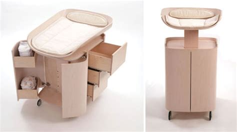 Baby Tables by Ergonomic Baby Changing Tables By Bybo Digsdigs