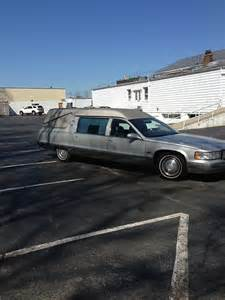 1996 Cadillac Hearse Buy Used 1996 Cadillac Hearse Silver In Coram New York