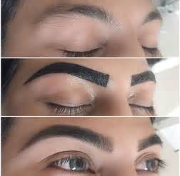 coloring eyebrows best 25 eyebrow tinting ideas on brow tinting