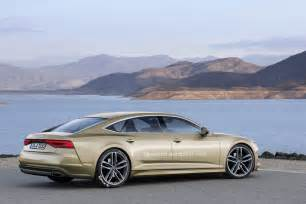 Audi A7 Sportback New Report Talks About Quot Dramatic Quot 2017 Audi A7 Sportback