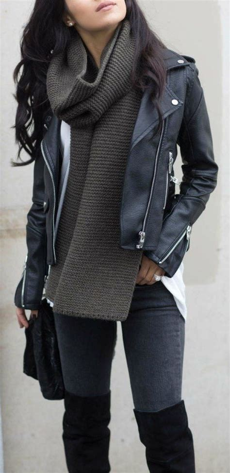 24 Most Fashionable Gloves For This Winter by Trendy The Knee Boots For Winter And Fall 24